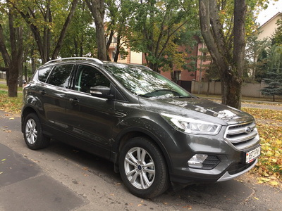 Ford Kuga rent a car in Belarus