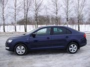 Skoda Rapid rent in Minsk
