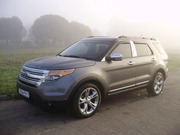 Ford Explorer in rent Belarus