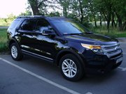 Eplorer XLT rent a car Minsk
